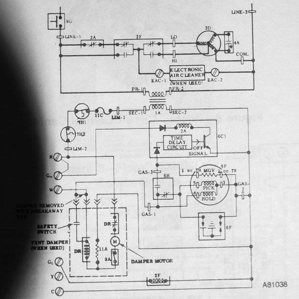 payne gas furnace wiring diagram gas free printable wiring diagrams